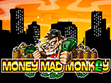 Азартная игра Money Mad Monkey